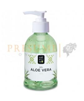 Gel Aloe Vera Kefus 250 ml Campana Verde