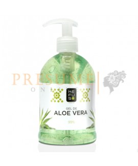 Gel Aloe Vera Kefus 500 ml Campana Natural