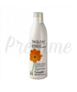 Back Bar Apricot Shampoo 250ml
