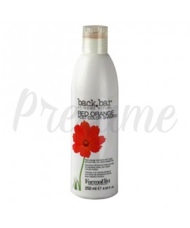 Back Bar Red Orange Shampoo 250ml