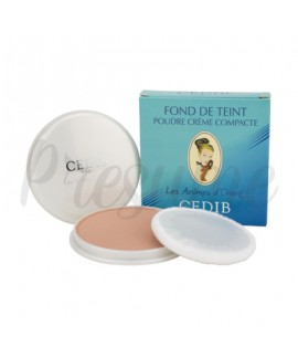 Fond de Teint Creme Compact Riad 16