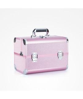 maletin diamond pink