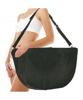 bolsa porta utiles negro