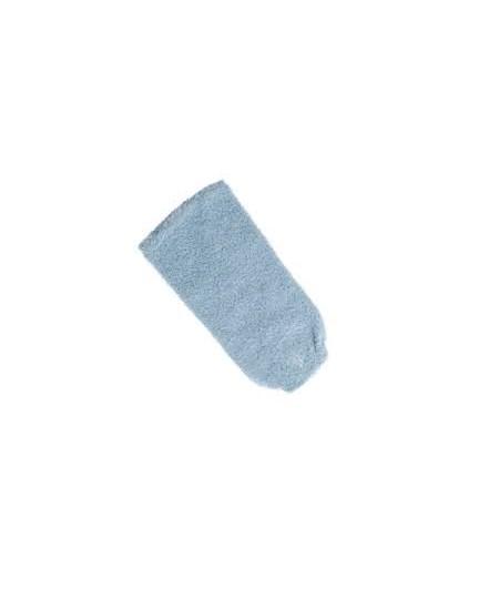 manopla algodón