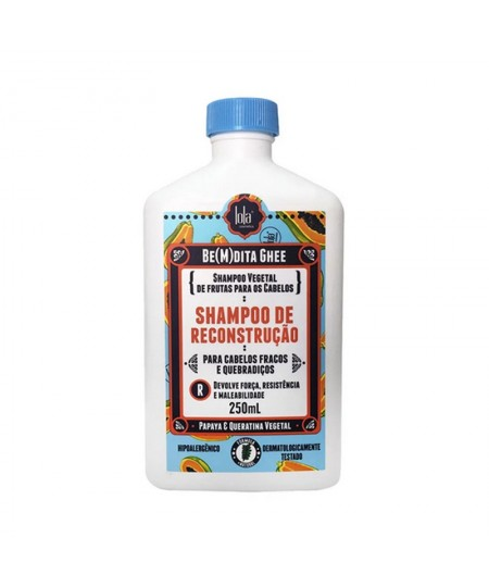 CHAMPU RECONSTRUCCION KERATINA VEGETAL 250ML