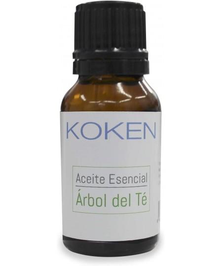 Aceite Esencial ÁRBOL DEL TÉ - 100% NATURAL | 30 ml | Orgánico | TEA TREE OIL