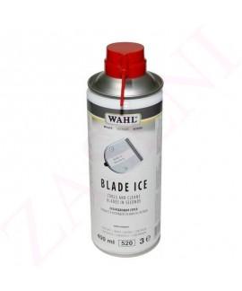 Spray blade ice 4en1 Limpieza de cabezal de corte para esquiladoras y máquinas cortapelos.