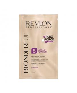 REVLON BLONDERFUL 8 LIGHTENING POWDER SACHET 50GR