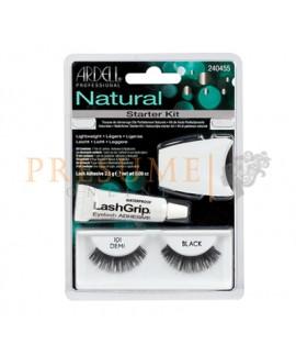 Ardell Starter Kit Natural 101 Demi Black